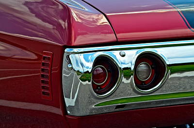 Photograph - Chevelle by Frozen in Time Fine Art Photography