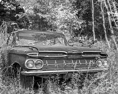 Photograph - Chevrolet  by Alana Ranney