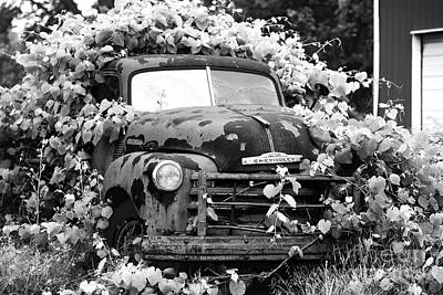 Photograph - Chevrolet History by John Rizzuto