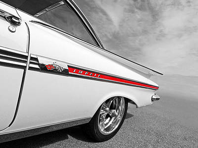 Photograph - Chevrolet Impala 1959 by Gill Billington