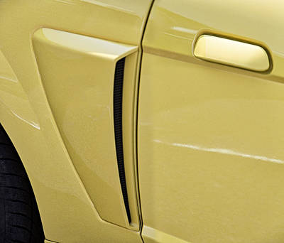 Photograph - Chevy Camaro Classic by Susan Candelario