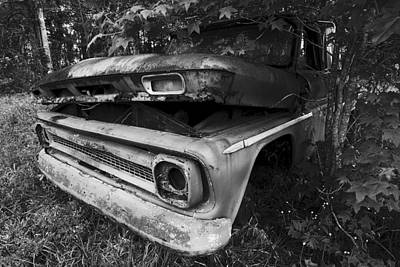 Photograph - Chevy For The Ages by Andy Crawford