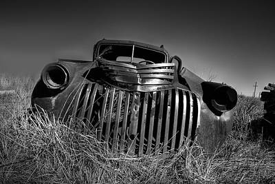 Chevy Pickup Print by Peter Tellone