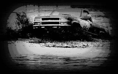 Photograph - Chevy Tough 1 by Sheri McLeroy
