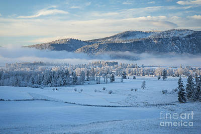 Photograph - Chewelah Valley by Idaho Scenic Images Linda Lantzy