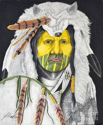 Cheyenne Dog Soldier  Original