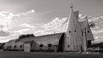 Cheyenne Wyoming Teepee - 02 Art Print by Gregory Dyer
