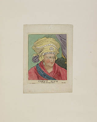 Aristocrat Photograph - Cheyt Sing In His Eastern Dress by British Library