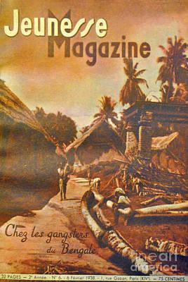 Bengale Photograph - Chez Bengale by Jost Houk