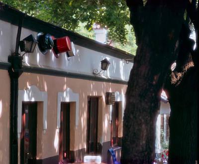 Photograph - Chez Trois Chapeaux by Juan Carlos Ferro Duque
