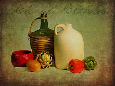 Photograph - Chianti Classico by Sandra Selle Rodriguez