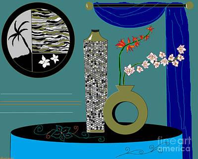 Painting - Chic Corner by Lewanda Laboy