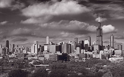 Chicago Afternoon  Original by Steve Gadomski