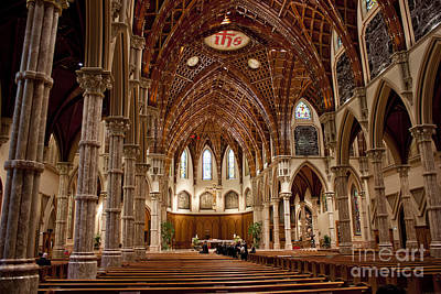 Photograph - Chicago Cathedral by David Bearden