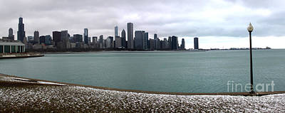 Photograph - Chicago City View by Gregory Dyer