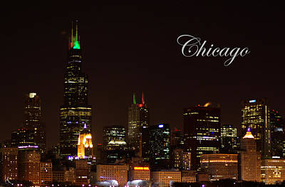 Photograph - Chicago Elegant by Kelly Smith