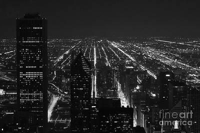 Photograph - Chicago  by Eric Wiles