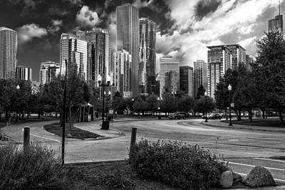 Photograph - Chicago  by Erwin Spinner