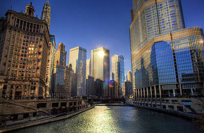 Photograph - Chicago by John Magyar Photography