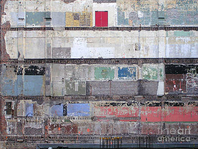 Chicago Loop Construction Art Print
