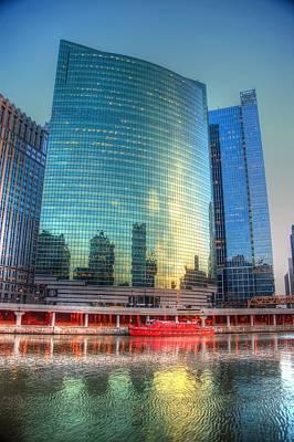 Chicago River Bend Original