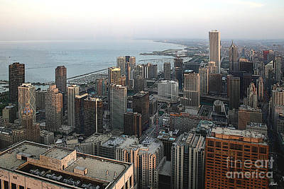 Chicago Shore Art Print by Bill Quick