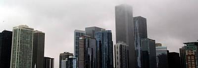 Photograph - Chicago Skyline One by A K Dayton