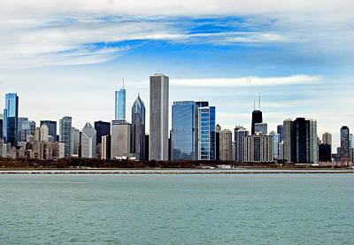 1-war Is Hell - Chicago Skyline by Skip Willits