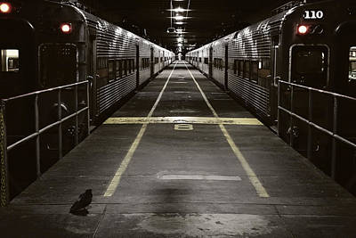 Photograph - Chicago Station by Christopher Rees