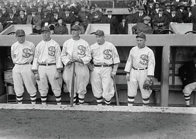 Chicago White Sox, 1917 Art Print