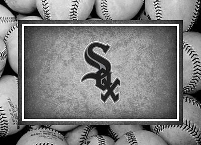 Chicago White Sox Art Print