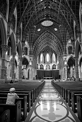 Landscape Photograph - Chicago Worshiper by Steven Richman