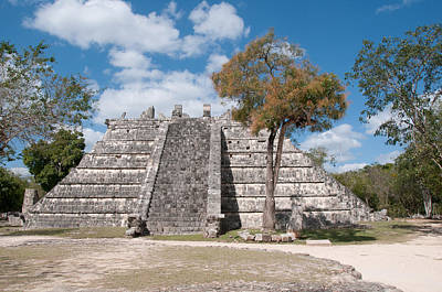 Beverly Brown Fashion Rights Managed Images - Chichen Itza Royalty-Free Image by Carol Ailles