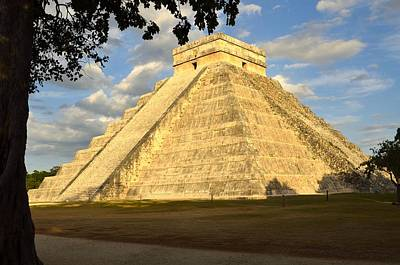 Photograph - Chichen Itza by Walt Sterneman