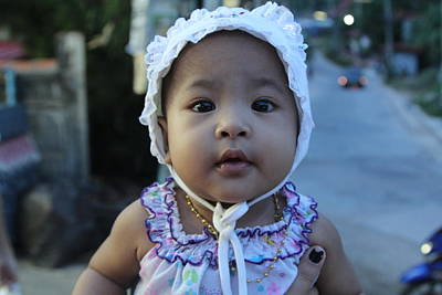 Ampland.com Photograph - Chichi by Areg Badalian
