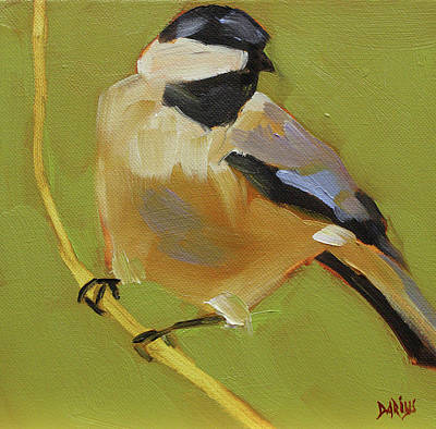 Chickadee I Original