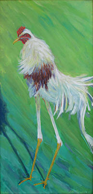 Painting - Chicken Alto by Jeff Seaberg