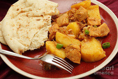 Photograph - Chicken Vindaloo Curry by Paul Cowan