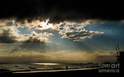 Photograph - Chick's Beach Morning by Angela DeFrias