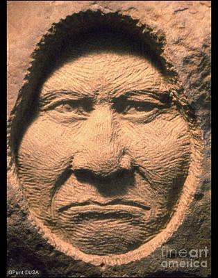 American West - Chief-Geronimo by Gordon Punt