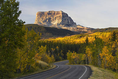 Photograph - Chief Mountain Highway by Mark Kiver