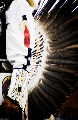 Chief Art Print by Off The Beaten Path Photography - Andrew Alexander
