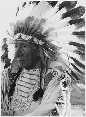 Chief Red Cloud Photograph - Chief Red Cloud by Celestial Images