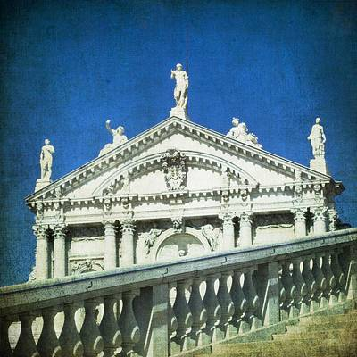 Photograph - Chiesa - Venice by Lisa Parrish
