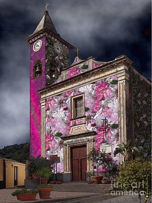 Sicily Digital Art - Chiesa San Nicola by Renato Ventura