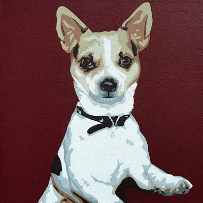 Painting - Chihuahua 2 by Slade Roberts