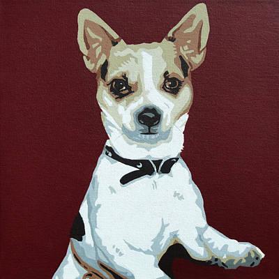 Chihuahua 2 Art Print by Slade Roberts