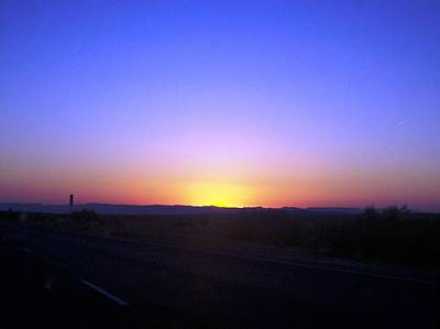 Photograph - Chihuahua Desert Sunset by The GYPSY