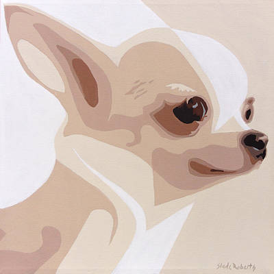 Chihuahua Print by Slade Roberts
