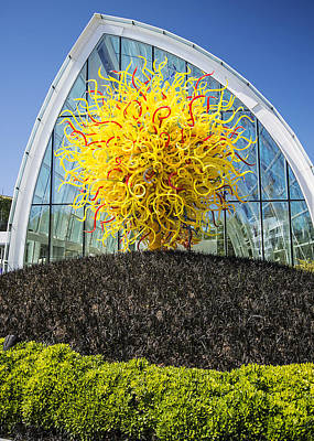 Photograph - Chihuly's Garden And Glass by Lee Kirchhevel